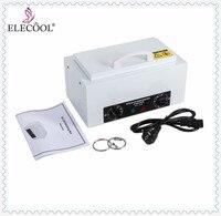 ELECOOL 220 В высокое Температура УФ стерилизатор ногтей инструменты автоклав стоматологических горячего воздуха дезинфекции нержавеющей ногт