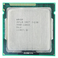 Intel Core i5 2300 CPU INTEL I5 2300 Processor 2.8 GHz 6 MB Cache Socket LGA1155