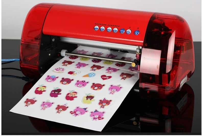 Coreldraw mini vinyl cutting plotter Hot sale populer