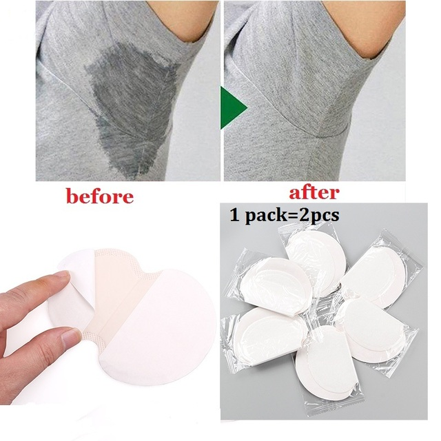 8-200pcs Disposable Underarm Sweat Pads for Clothing Sweat Armpit Absorbent Pads Summer Perspiration Patch Wholesale 1
