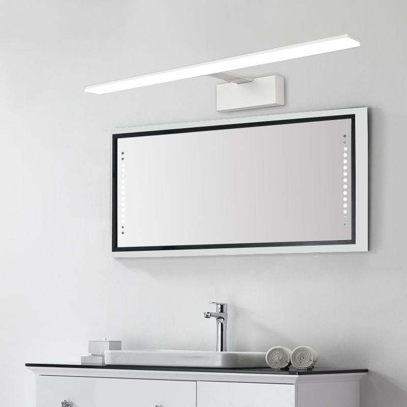 LED Modern Wall Lamps Mirror Light Mirror cabinet light AC85-265V Living room Bathroom Wall Sconce ac85 265v 12w led wall lamps abajur for living room bathroom bedside wall sconces home decor light restaurant luminaire lustre