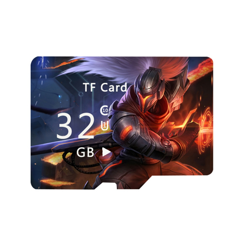 New 3D Design Micro SD Card Memory Card 8GB 16GB 32GB 64GB 128GB MicroSD Max 15MB/s Uitra C10 TF Card C4 8G Cartao De Memoria