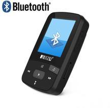 RUIZU X50 Spor Bluetooth MP3 Çalar 8 gb Klip Mini ekran desteği FM, Kayıt E kitap, Saat, pedometre vFzsSS29bp