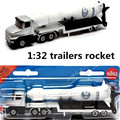 Siku1614 автомобили 1:32 строительных машин, Прицепы ракеты высокая моделирования, Литье металла выбегом игрушки, Бесплатная доставка