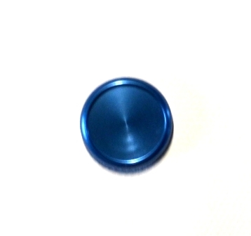 10pcs 24mm Aluminum Binding Ring Buckle Mushroom Hole Binder With Metal Disc Blue Purple Book Binding Supplies A5 Binder