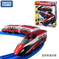 Takara Tomy Disney Pixar Dream Railway Plarail Mickey Mouse Magical Express Motorized Toy Train New