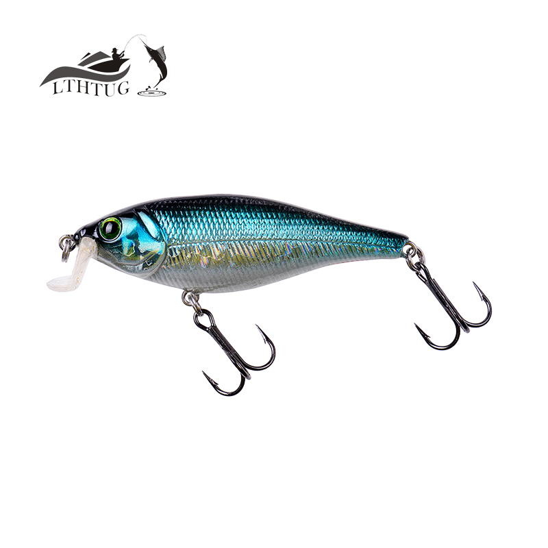 2017 hot sale high quality minnew 9g 70mm pesca floating for Best fishing lures 2017