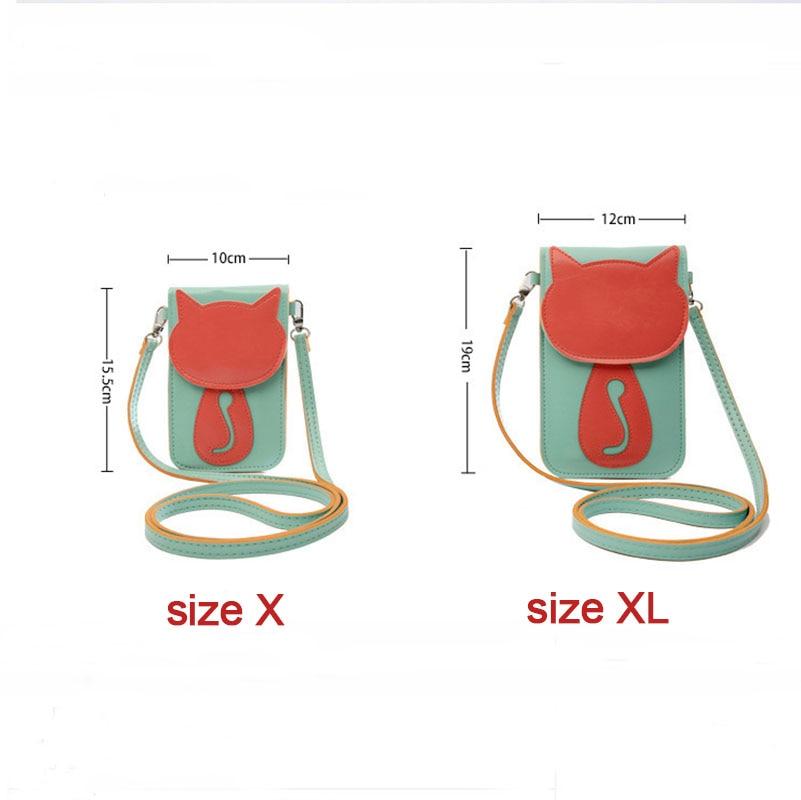 SUBIN Universal Δερμάτινη τσάντα κυττάρων - Ανταλλακτικά και αξεσουάρ κινητών τηλεφώνων - Φωτογραφία 5