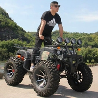 Outdoor Fun Sports Quad Teenagers Adults Play Buggy Motorcycle Racing Car Games Toy ATV Sand Beach Car All Terrain Vehicle