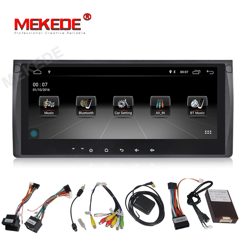 Mekede Sistema Multimídia Carro Android 9.1 10.25