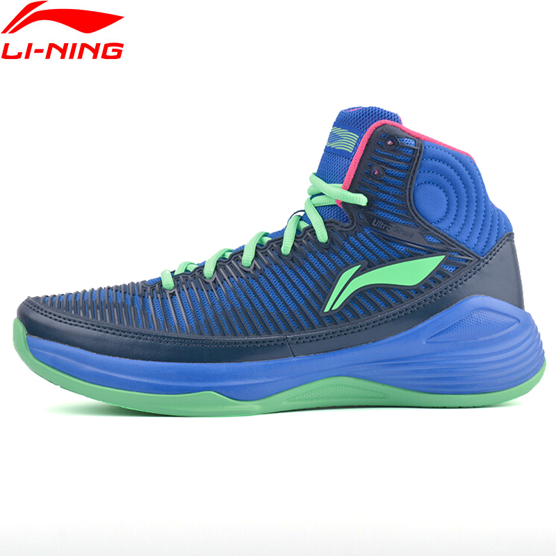 Li-Ning Men's QUICKNESS On Court Basketball Shoes Support Cushioning LiNing Sneakers Sport Shoes ABPM015 XYL113