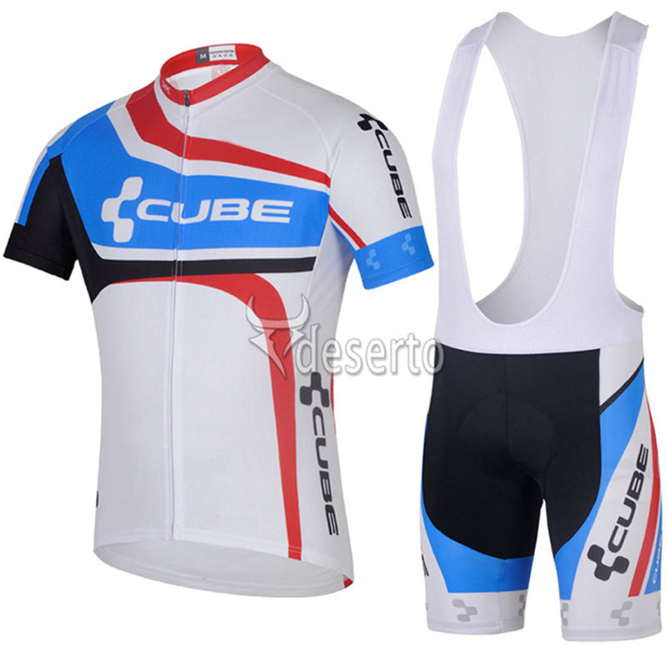 ФОТО  Team CUBE Brand Cycling Sets Breathable Bike Cycling Clothing Ropa Ciclismo/Quick-Dry Racing Bicycle Clothes