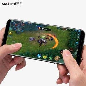 Image 3 - 2 sztuk pełna pokrywa hydrożel przednia i tylna folia dla iphone X XS Max XR 8 plus 7 6s 6 plus dla iphone 11 pro max folia zabezpieczająca ekran