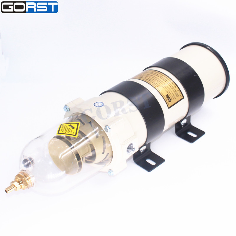 1000FH Diesel Fuel Filter Equivalent Universal heater Water Separator Assembly turbocharger diesel engin Fit For RACOR