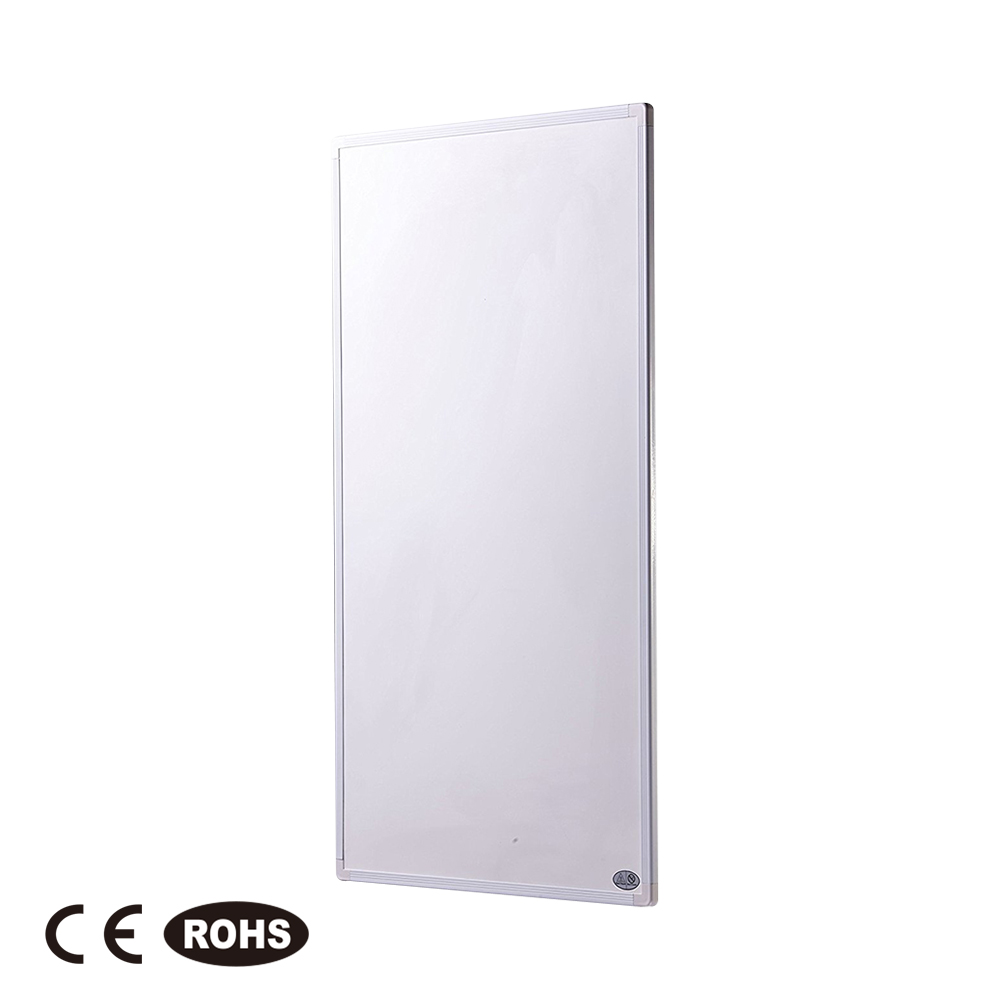 Electric Infrared Heater 600W Superslim Far Infrared Heating Panel Energy Saving UK Stock 4pcs 600w 2015 new ir panel with ce rohs high quality good choice 600 1000mm infrared heater panel