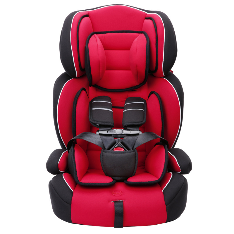 Thicken Seats Cushion For Child Chairs In Car New Arrival 9M~12Y Kids Children Safety Car Seats Universal Baby Portable Car Seat hot sale colorful girl seat covers for cars auto car safety child safety belt portable infant kiddy car seat for traveling
