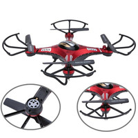 RC Quadcopter Drone Upgrade JJRC H8D 4CH 5 8G FPV RC Quadcopter Drone HD Camera Monitor