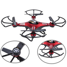RC Quadcopter Drone Upgrade JJRC H8D 4CH 5.8G FPV RC Quadcopter Drone HD Camera + Monitor+ 4 Battery Helicopter Toys Gifts