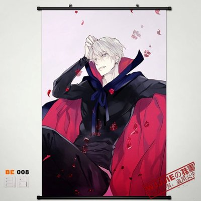 Christmas gifts Home Decor Japan Anime Wall Poster Scroll Collection YURI!!! on ICE BE008