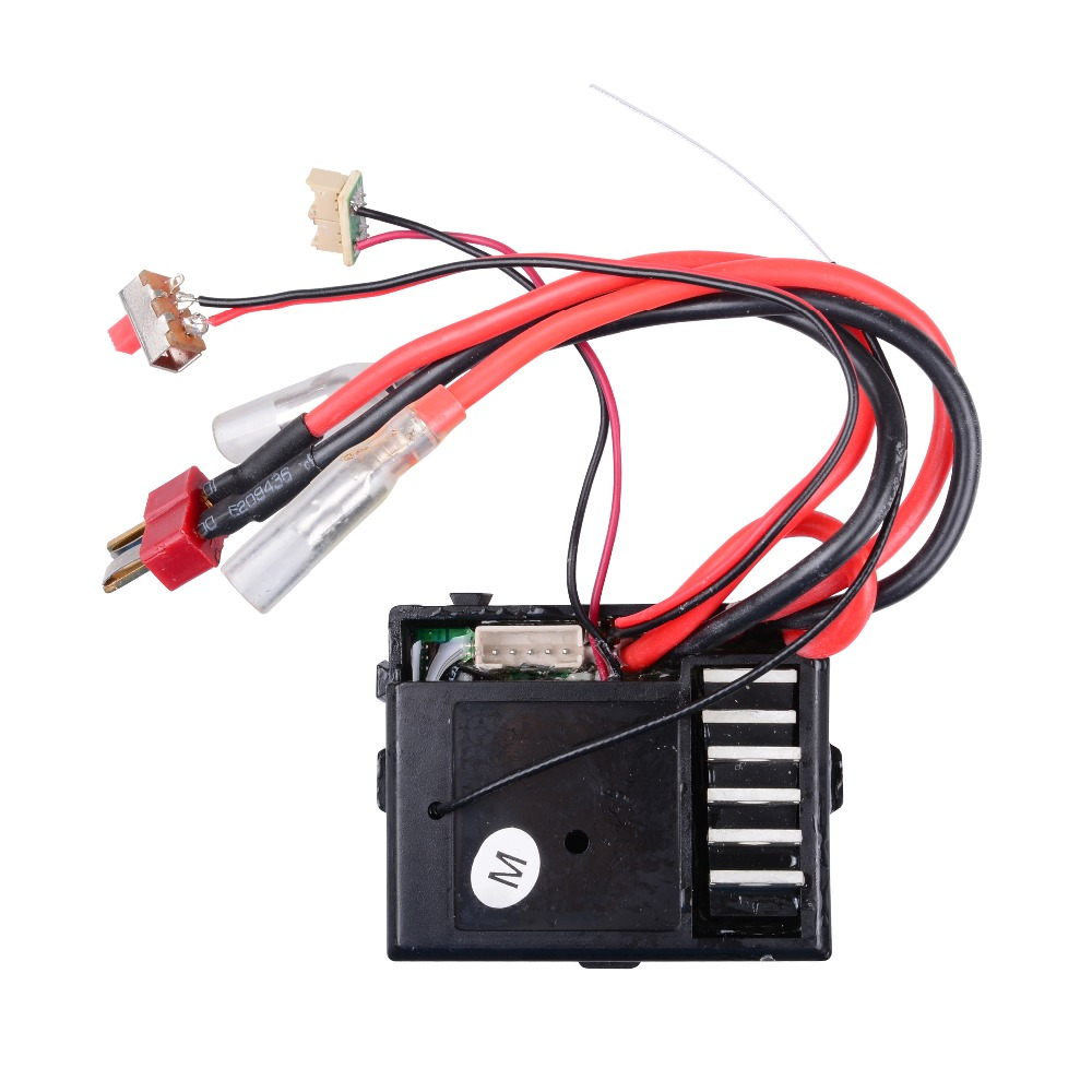 Wltoys Rc Car Spare Parts A959 B 25 3in1 Circuit Board Receiver Motherboard 12428 L959 38 Box 0056 In Accessories From