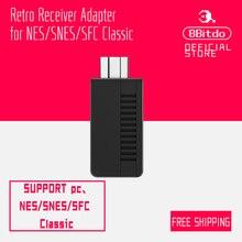 8 bitdo Ретро приемник для мини-ne/SNES Classic Edition Bluetooth адаптер 83BB