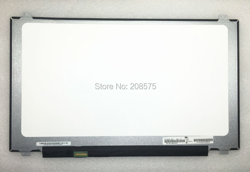 Free shipping N173HCE-E31 LTN173HL01-401 LP173WF4-SPF1 B173HAN01.0 B173HAN01 Laptop lcd screen 17.3inch led display IPS panel 17 3 lcd screen panel 5d10f76132 for z70 80 1920 1080 edp laptop monitor display replacement ltn173hl01 free shipping
