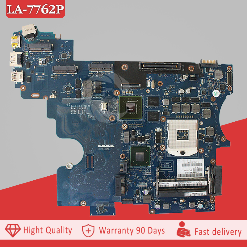 все цены на YTAI CN-0GMVN7 QALA1 LA-7762P for Dell Latitude E6530 laptop motherboard CN-0GMVN7 QALA1 LA-7762P QM77 S989 GMVN7 mainboard онлайн