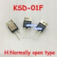 5 pçs/lote KSD01F H45 45 graus 45 ° C de Temperatura de Controle IC TO220