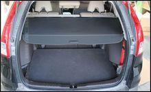 High quality! Retractable rear cargo cover trunk shade security cover for HONDA CRV CR-V 2012 2013