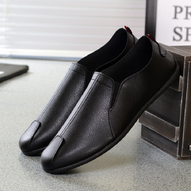 2018 Fashion Men Casual Shoes Loafers Adult Footwear Boat Soft Driving Microfiber Leather Man Mocassin Male Walking Lightweight vesonal driving brand genuine leather casual male shoes men footwear adult 2017 spring autumn comfortable soft driving for man