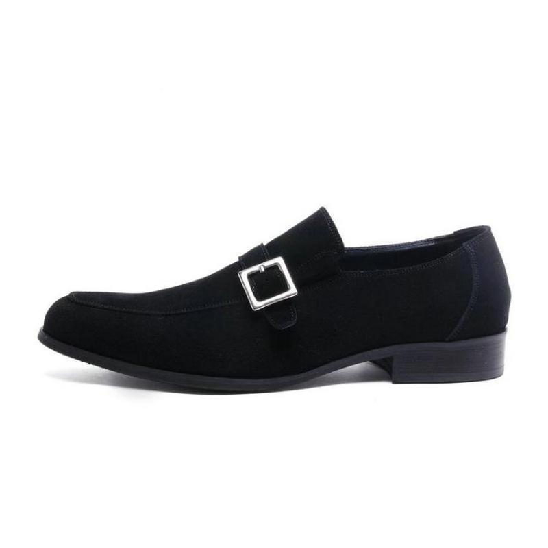 Cuero Oxford light Hombre Pisos Nubuck Hombres Para Black Masculinos Mocasines Zapatos Sapatos Brown Nuevos Genuino 2017 Moda 1UEdgSCq