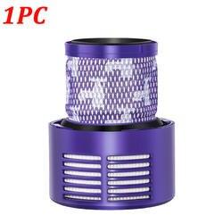 1 шт моющийся сзади Hepa фильтр для Dyson V10 SV12 Циклон животного абсолютная всего чистым пылесос Замена пылевые фильтры