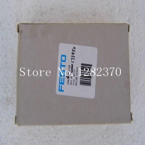 [SA] New original authentic special sales FESTO solenoid valve CPA10-M1H-5JS spot 173450