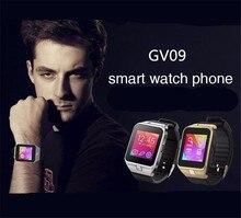 Smart watch Smartwatch mit Kamera Bluetooth SMS FM Radio Funktion Unterstützung GSM SIM TF Karte für iPhone und Android-Handy