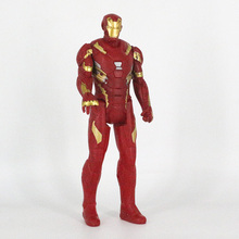 Action Figure The Avengers Infinity War 4 Endgame Iron man Marvel Legends Children Toys avengers infinity war statue superhero iron man bust tony half length photo or portrait resin action figure toy d260