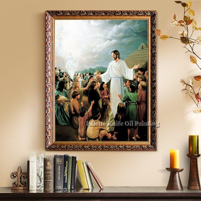 ⊹Jesús Cristo Jesús lienzo carteles e impresiones arte de pared ...
