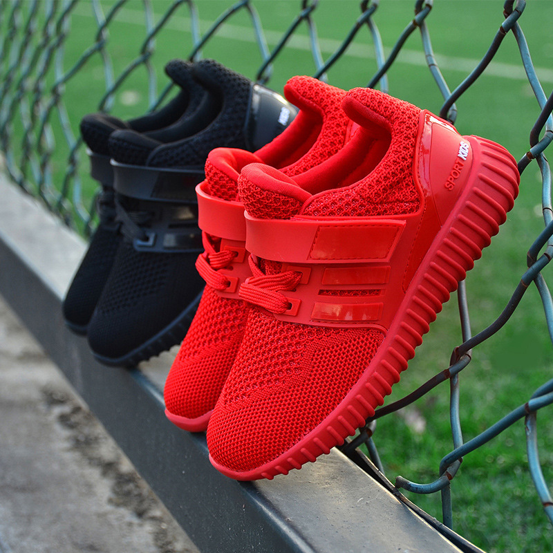 2018 Children's Shoes Spring Autumn Children's Sneakers Boys Casual Running Boys Girls Kids Shoes adidas samoa kids casual sneakers