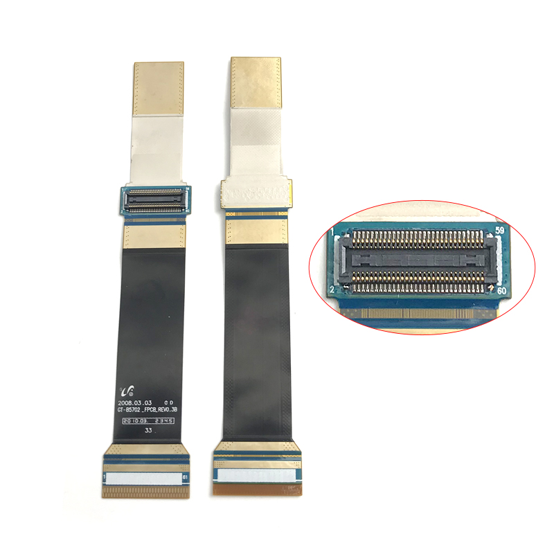 1Pcs For Samsung B5702 GT-B5702 Main Mother Connect Mainboard Flex Cable To LCD Screen Repair Parts