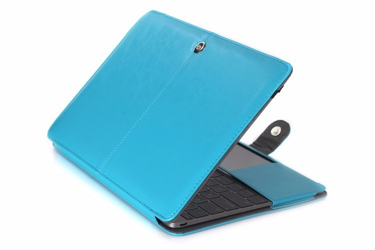 PU leather Notebook Case for MacBook 102