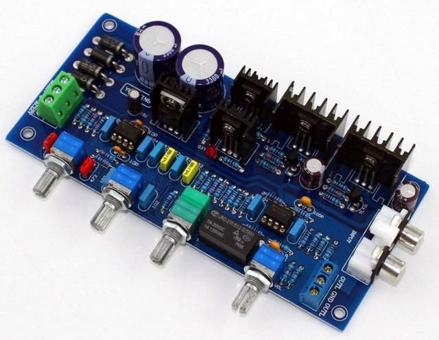 Frete Grátis 2.0 Stereo HIFI preamp Placa Tom NE5532 Preamplifier. Want de boa qualidade, por favor nos escolher