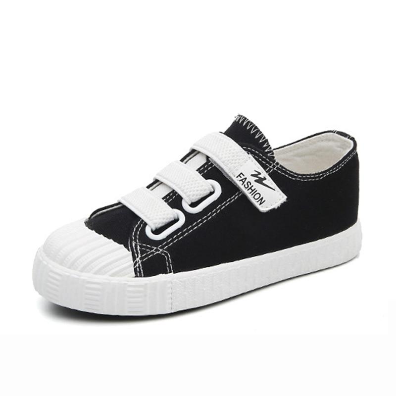 Kindermode Canvas schoenen voor meisjes Jongens Light Solid antislip - Kinderschoenen - Foto 5