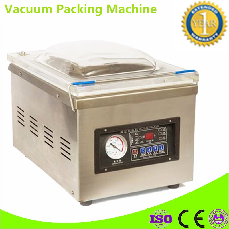 Household Food Vacuum Sealer Packaging Machine Sealing Storage Bags Film Sealer Vacuum Packer Automatic Vacuum Food Sealer automatic vacuum food sealer household food preservation plastic packaging vacuum film sealing machine