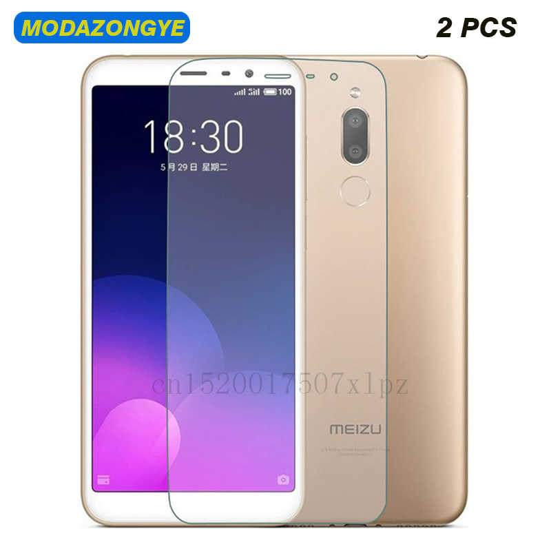 2pcs Tempered Glass For Meizu M6T Screen Protector Meizu M6T Tempered Glass For Meizu M6T M6 T M 6T Protective Glass Film