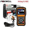 Автомобильная Сканер Оригинальный Foxwell NT630 Автомастер Pro ABS SRS Подушка Безопасности Подушка Безопасности Сброс Данных Краш Автомобиля Диагностический Инструмент