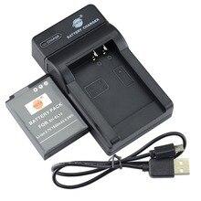 DSTE EN-EL12 ENEL12 литий-ионная аккумуляторная батарея + UDC03 USB порт зарядное устройство для Nikon S620 S6200 S630 S6300 S640 S70 S710 S8000 S800C W300S