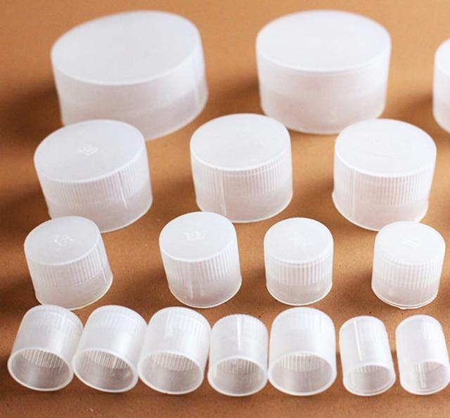 Plastic vinyl round end caps shelf organizer tip wire