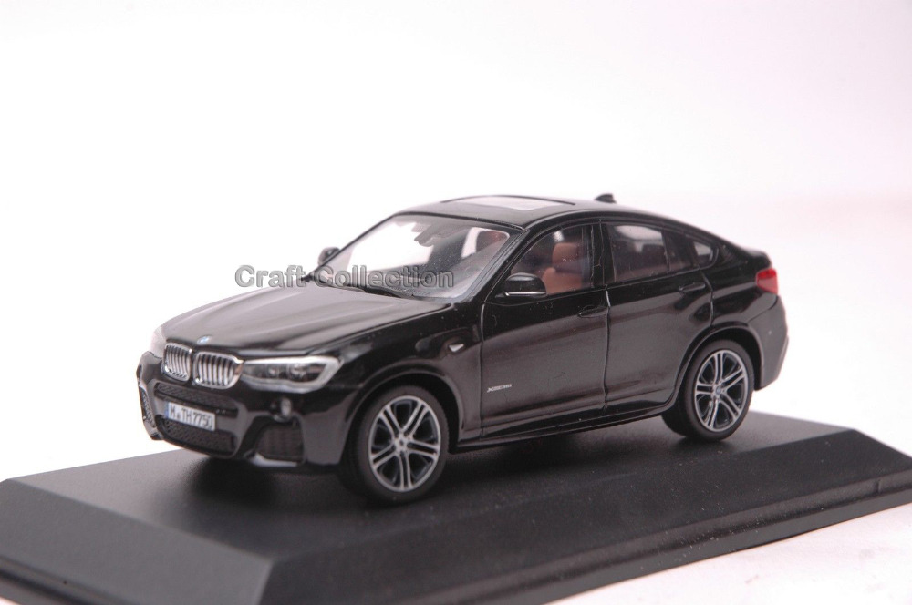 Free Shipping Black 1 43 Car Model for X4 Cross SUV Diecast Auto Modell Hot Selling