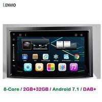 Lenvio ips оперативная память 2 ГБ + 32 Android 7,1 автомобиля радио gps навигации для Toyota Venza 2009 2010 2011 2012 2014 2013 2015 DVD плеер
