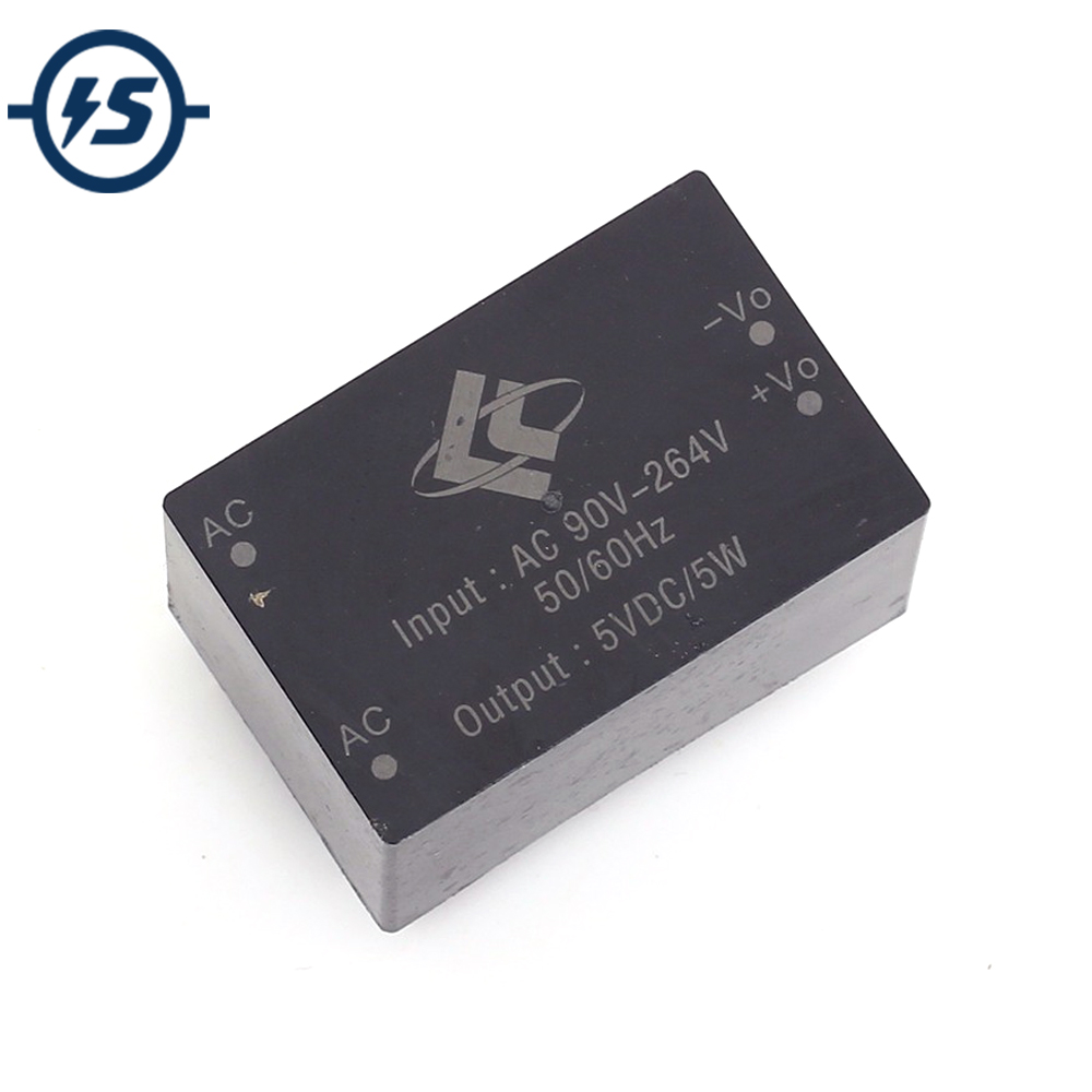 AC-DC 220V To 5V 1000mA 5W Step-Down Isolated Power Supply Module Intelligent Household Switch Power Supply Module