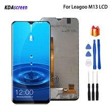 Для Leagoo M13 ЖК-дисплей сенсорный экран дигитайзер Замена для Leagoo M13 дисплей экран ЖК-Телефон Запчасти Бесплатные инструменты